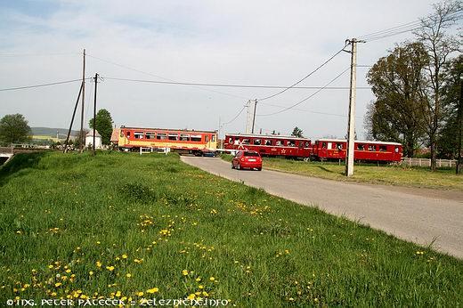 Motorový vlak