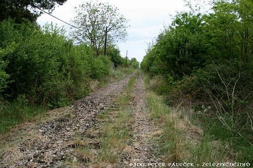 Likvidácia trate Devínske Jazero - Stupava