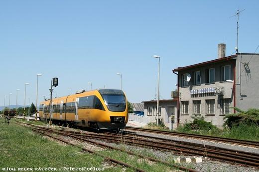 Regiojet - VT643