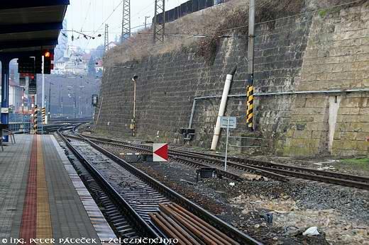 Rekonštrukcia 5 nástupišťa v Bratislave