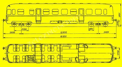 Prípojný vozeň radu 022