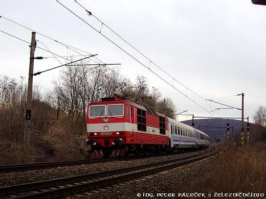 EC 102 Polonia - ZSSK 263.003