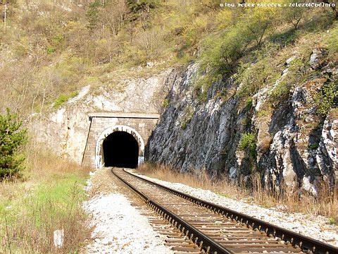 Jablonovský tunel - Jablonov nadTurňou