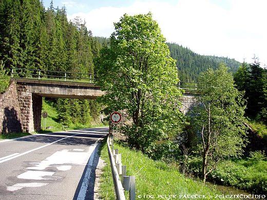 Jarabský tunel 2. - most