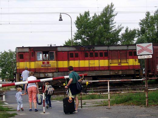 Železničné priecestie