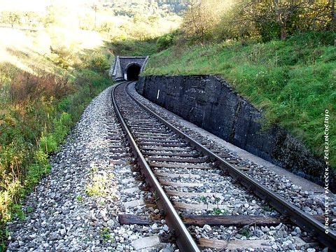 Jablonovký tunel - Lipovník