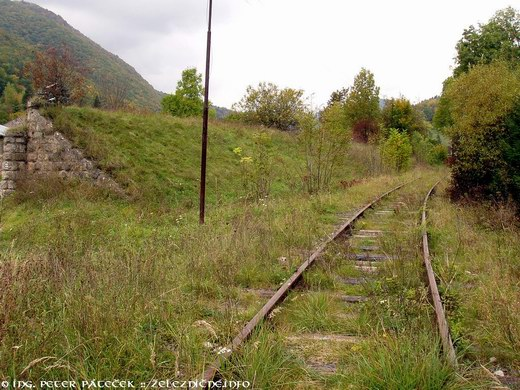 Železničná stanica Tisovec