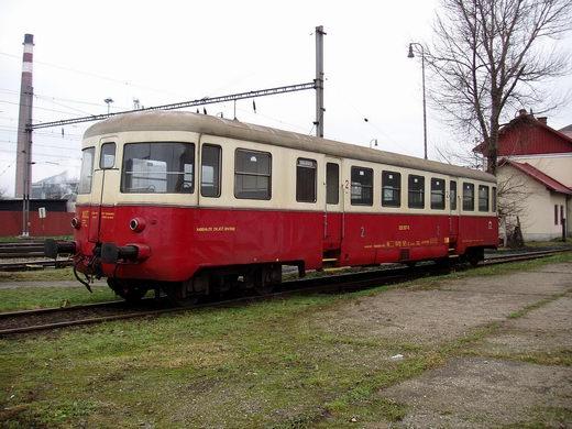 Prípojný vozeň 020.557-5