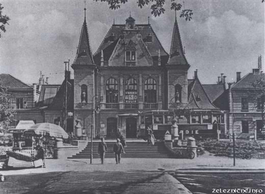 Stanica Košice (old)