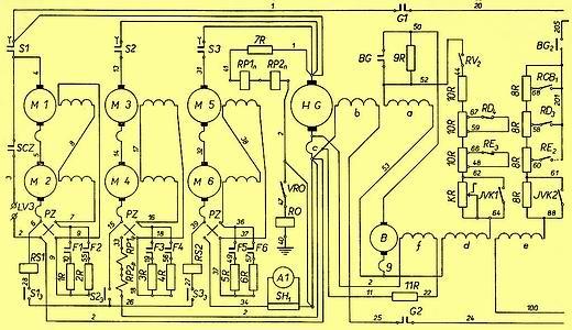 Trakčné obvody