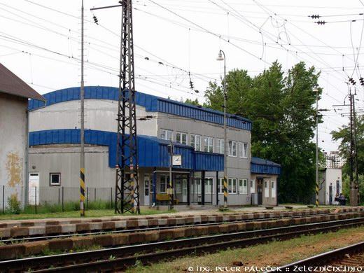 Stanica Bratislava-Lamač