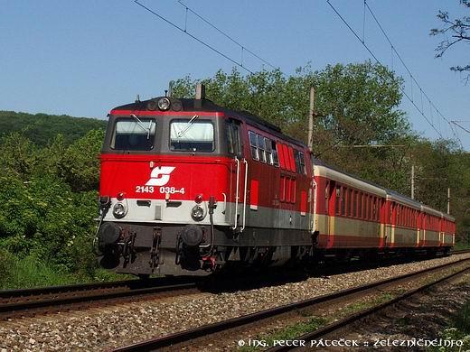 Motorový rušeň ÖBB radu 2143