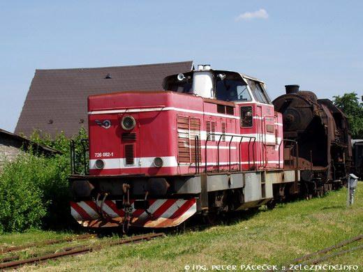 Motorový rušeň 726.082-1