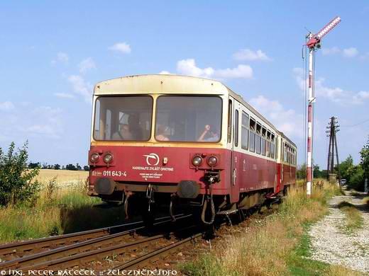 Nové Košariská - trať 131