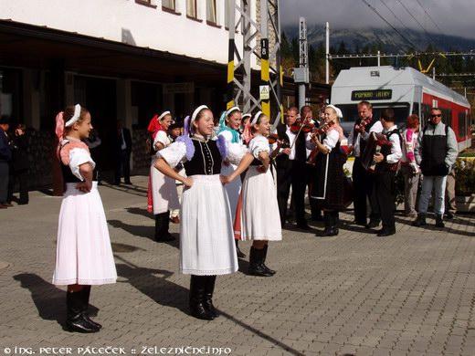 Štrba - Štrbské Pleso