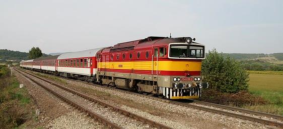 Priame vlaky z Bratislavy do Košíc cez Zvolen sa obnovia