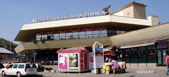 ŽSR chcú zrekonštruovať budovu hl. st. v Bratislave