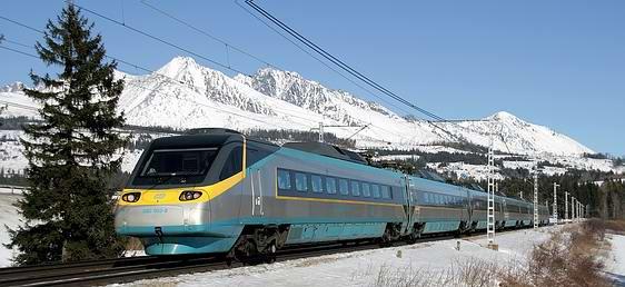 Aktuálne petície v oblasti železničnej dopravy