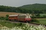 Merací vlak na Gemeri – máj 2011