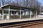 Železničná zastávka Báhoň (trať 120)