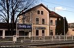 Železničná stanica Svätý Jur