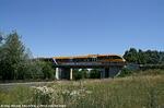 Most na trati 131 vo Vrakuni