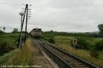 Poškodenie železničnej trate pri Gemerskej Panici