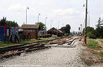 Rekonštrukcia v stanici Rimavská Seč