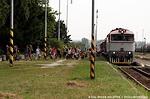 Víkendová výluka na trati Turňa nad Bodvou - Hrhov