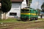 Nákladný vlak PSŽ na Gemeri