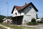 Železničná stanica Revúca