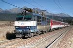Návrh legislatívneho zámeru nového usporiadania železničných spoločností