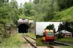 Železničný tunel v Łupkówe