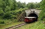 Motorkou k Łupkówskemu tunelu