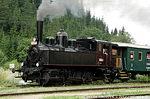 Parným vlakom popod Kráľovu hoľu