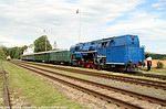 Za parným vlakom pod Tatry