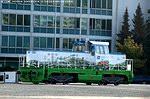 Rušeň ČD radu 714 na MSV 2011