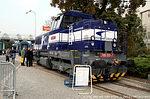 Motorový rušeň radu 746, alebo 51. ročník MSV 2009 v Brne (2.)