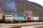 Poškodenie motorového rušňa na trati 166 Plešivec - Slavošovce