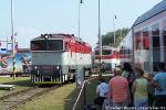 Deň železnice Humenné 2014