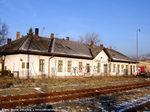 Projekt TEN-T 17 – železničná stanica Filiálka