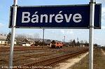 Železničná stanica Bánréve MÁV