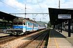Mimoriadna výluka dopravy na trati 127 v úseku Čadca – Mosty u Jablunkova (ČD)