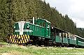 Slávnostné otvorenie sezóny Čiernohronskej železnice a Lesníckeho skanzenu 2008