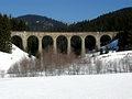 Kamenný most v Telgárte - Chmarošský viadukt