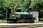 Leto s Katkou I. - Košická detská úzkokoľajná železnica <br> Čermeľ – Alpinka (930)