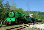 Železnica pre deti vo Vrútkach 2010 (2.)
