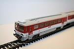 Model motorovej jednotky radu 813/913