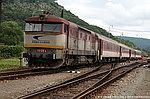 Nehodová udalosť vlaku R 800 Poľana v Plešivci