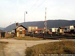 Železničné priecestie  v km 30,820 v Plešivci